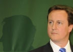 David Cameron Stands Up For His Public Cuts
