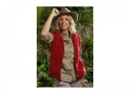 Sheryl Gascoigne first voted out of the jungle
