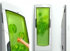 Bio Fridge concept uses Bio Robots to keep your food cool