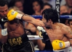 Boxing Results Pacquiao beats Mosley unanimous points decision