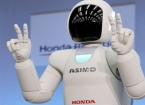 ASIMO Robot Revamped