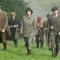 Matthew and Lady Mary Shooting at Downton Abbey Image