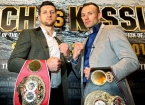 Froch Kessler Fight Live