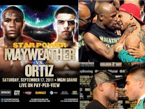 Floyd Mayweather Paid Massive Money for the Fight with Victor Ortiz Tonight