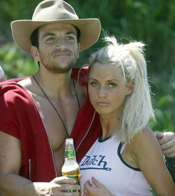 Peter Andre in the Jungle
