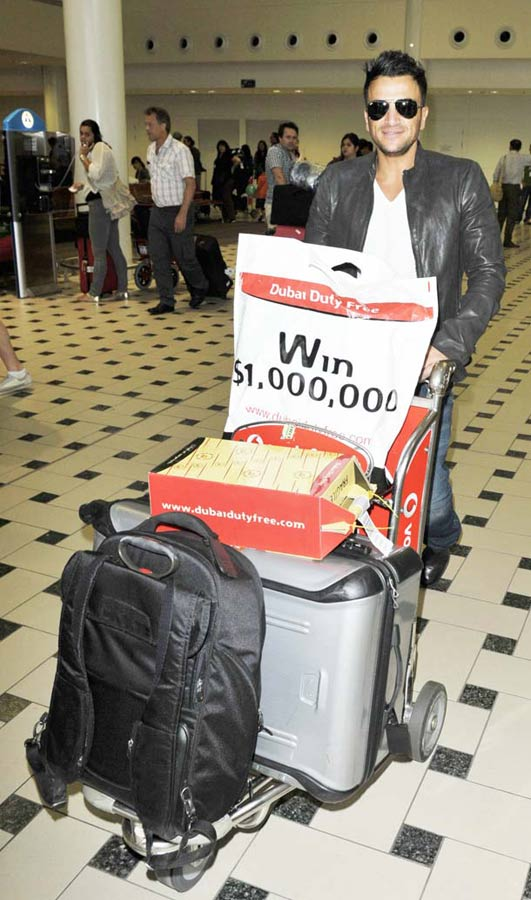 Peter Andre Going Back to the Jungle