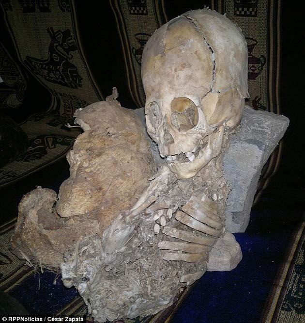 Have we Found Aliens? Unusual Remains Found in Peru