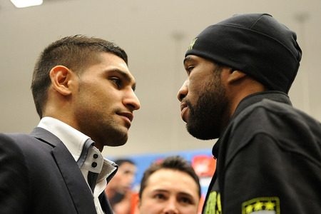 Khan Vs. Peterson Fight - Watch Live