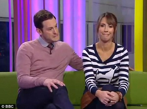 One Show presenters Matt Baker and Alex Jones were forced to apologise for Clarkson's comments