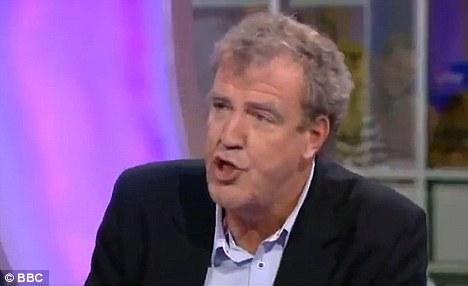Jeremy Clarkson says Strikers Should Be Shot