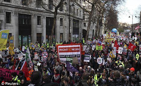Public Sector Strikers