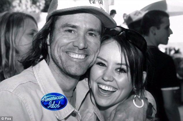 Jim Carrey's daughter Jane Enters American Idol