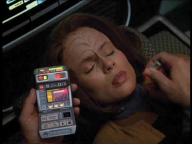 Star Trek Scanners
