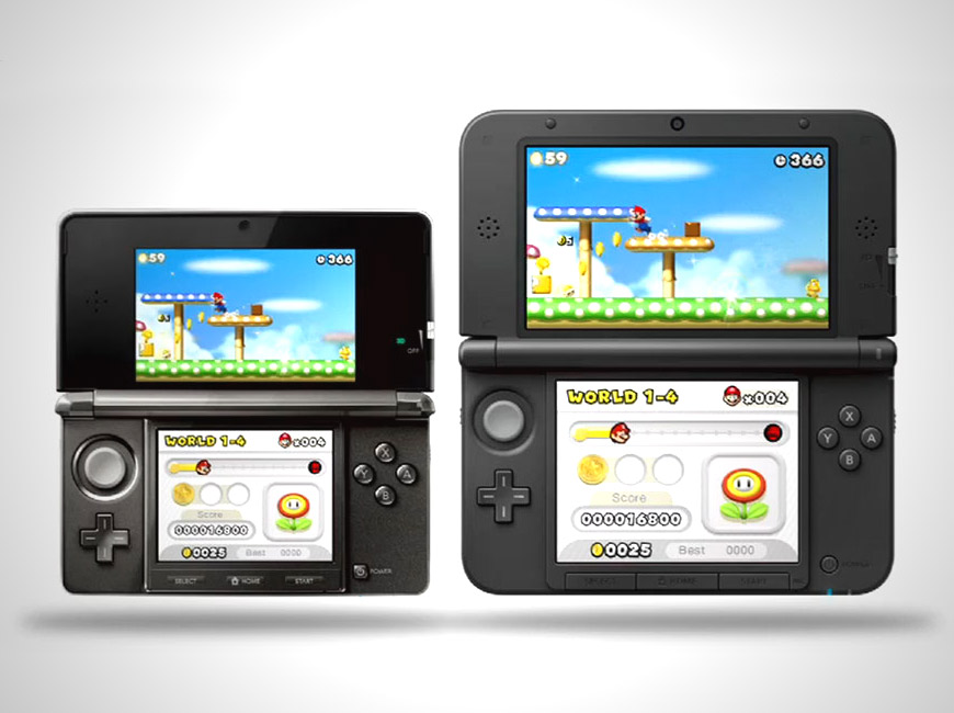 Nintendo Launch 3DS XL