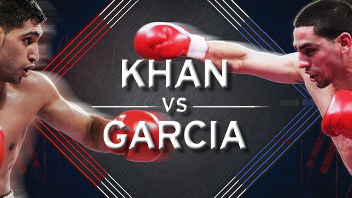 Amir Khan Fight Live