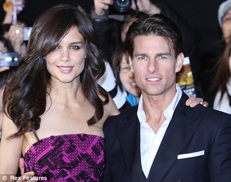Katie Holmes Settlement From the Split with Tom Cruise