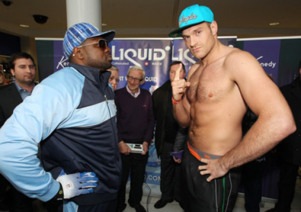Tyson Fury Fight Live, Faces Kevin Johnson