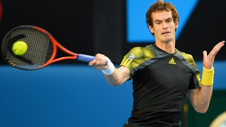 Murray Australian Open 2013