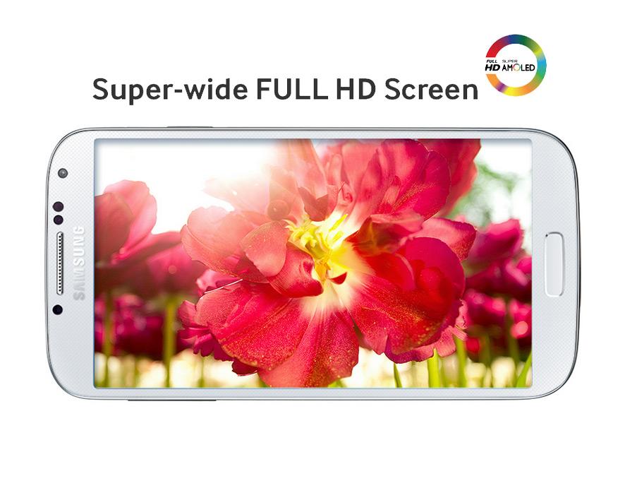 1080p Screen - Galaxy S4