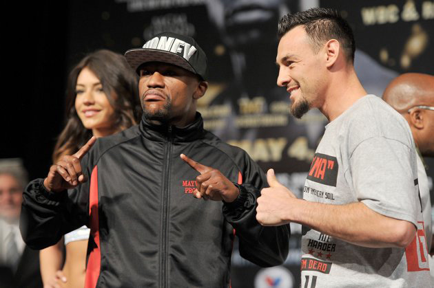 Mayweather Guerrero Fight Live