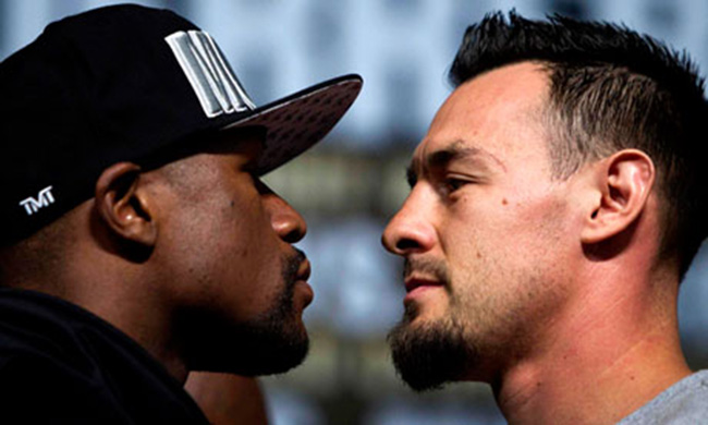 Mayweather Fight Start Time