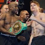 Mayweather Alvarez Fight