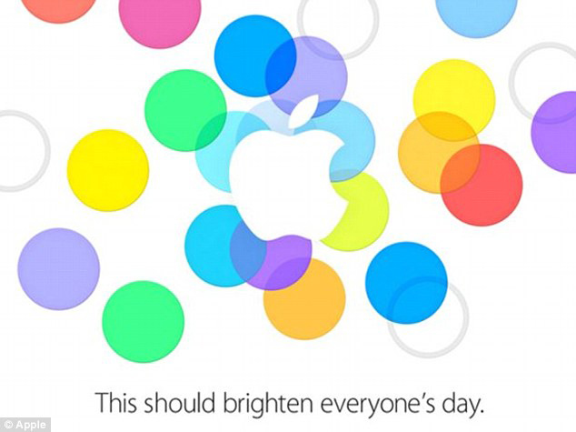 iPhone 6 Invitation
